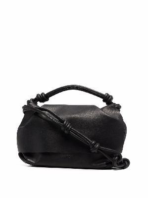 Aeron Neru twist-detail crossbody bag