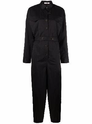 Aeron Bodi belted-waist jumpsuit