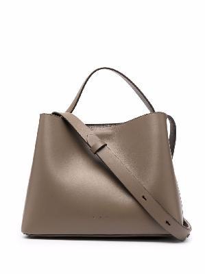 Aesther Ekme leather mini sounder bag