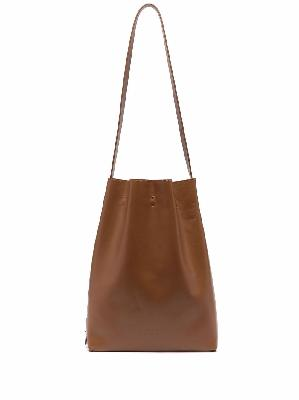 Aesther Ekme marin leather tote bag