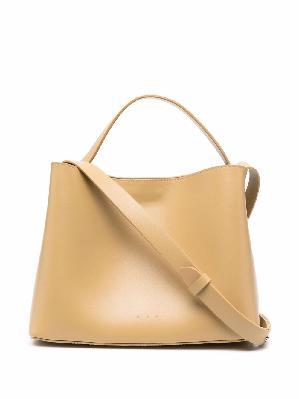 Aesther Ekme mini leather shoulder bag