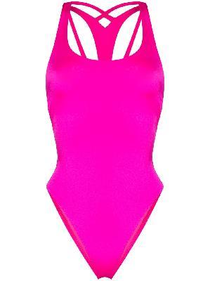 Agent Provocateur Keia cut-out swimsuit