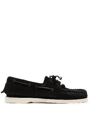 Alanui fringed Dockside loafers