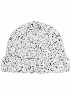 Alanui chunky-knit beanie