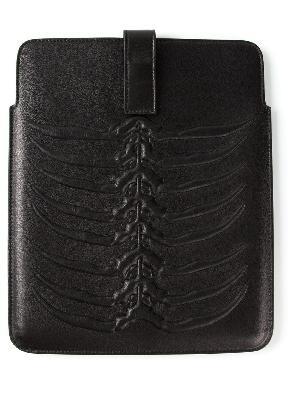Alexander McQueen rib cage tablet case
