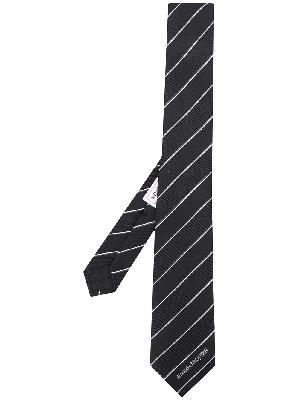 Alexander McQueen striped tie
