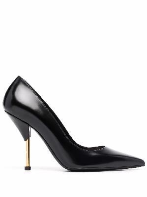 Alexander McQueen pointed toe stiletto pumps