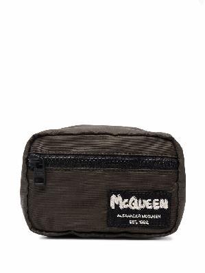 Alexander McQueen McQueen Tag charm bag