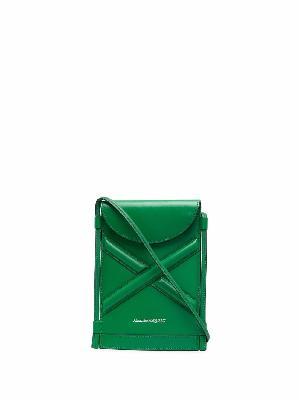 Alexander McQueen The Curve phone bag
