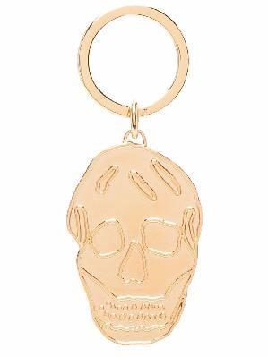 Alexander McQueen Skull charm keyring