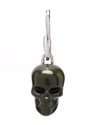 Alexander McQueen skull-charm keyring