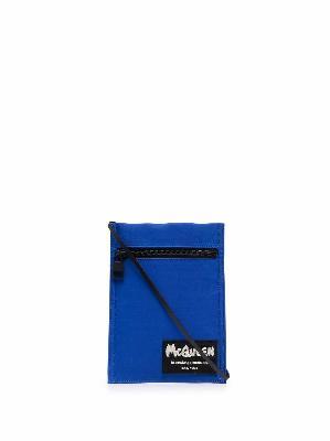 Alexander McQueen crossbody pouch bag