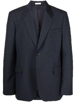 Alexander McQueen single-breasted suit jacket