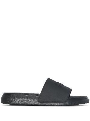 Alexander McQueen Oversize hybrid sandals