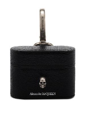 Alexander McQueen Airpod Pro skull charm case