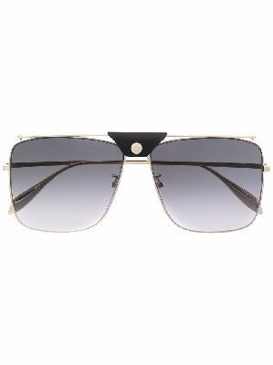 Alexander McQueen pilot-frame sunglasses