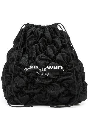 Alexander Wang Rebound ruched backpack