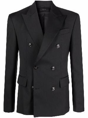 AMIRI double-breasted suit jacket