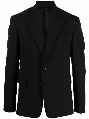 AMIRI single-breasted suit jacket