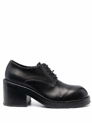 Ann Demeulemeester 85mm lace-up shoes