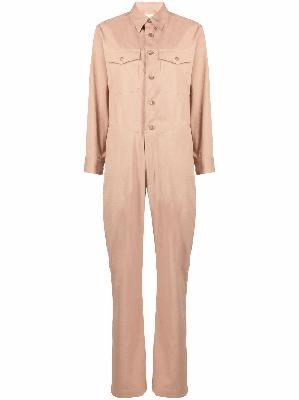 A.P.C. Coesa workwear jumpsuit