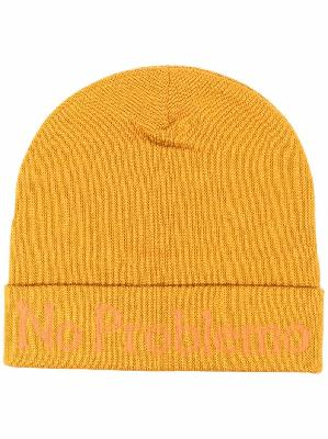 Aries No Problemo knitted beanie