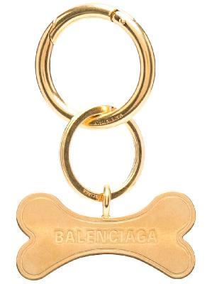 Balenciaga pet bone keyring