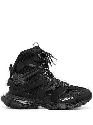 Balenciaga Track hiking boots