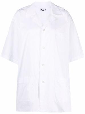 Balenciaga cotton pyjama shirt