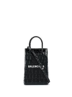Balenciaga Shopping iPhone holder