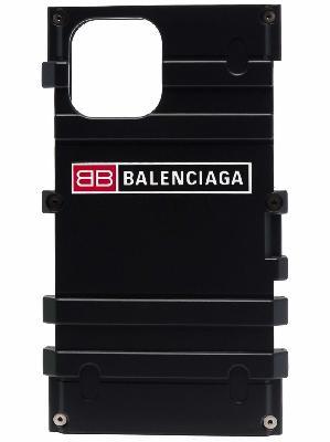 Balenciaga Toolbox iPhone 12 phone case