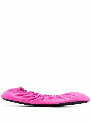 Balenciaga Tug ballerina shoes