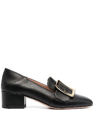 Bally Janelle 40 block-heel loafers