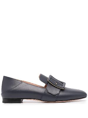 Bally Janelle buckle-detail loafers