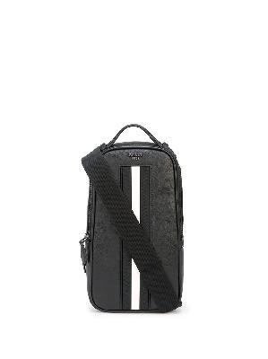 Bally Malik leather crossbody bag