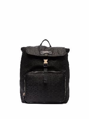 Bally Elza buckle-fastening backpack