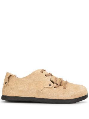 Birkenstock stud-flap lace-up shoes