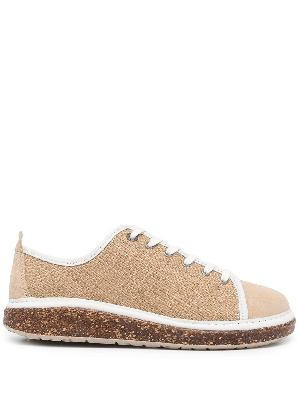 Birkenstock Santa Cruz lace-up shoes
