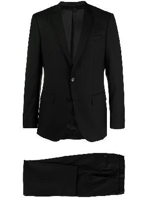 BOSS single-breasted tailored suit