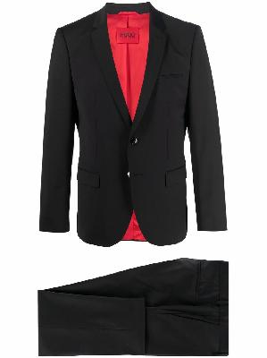 BOSS slim-fit single-breasted suit