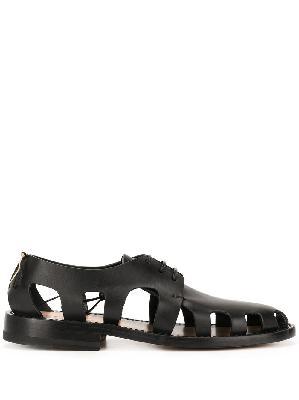 Bottega Veneta lace-up Derby shoes