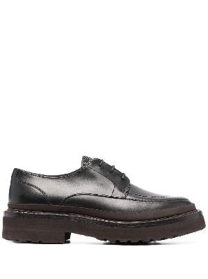 Brunello Cucinelli rhinestone-embellished Derby shoes
