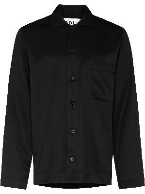 CDLP Home Suit long-sleeve pajama shirt
