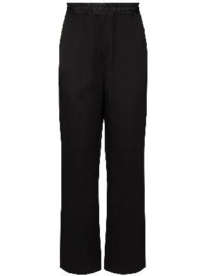 CDLP Home Suit straight pajama trousers