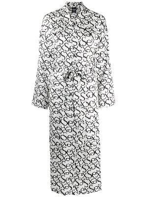Christopher Kane Sex print robe