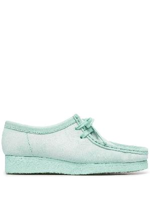 Clarks Originals Wallabee lace-up shoes