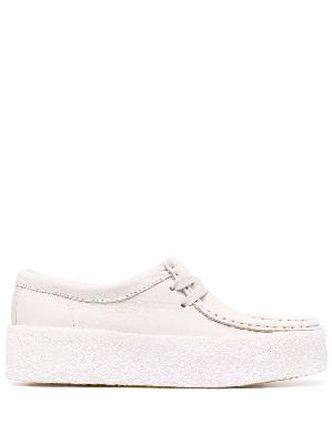 Clarks Originals Wallabee lace-up loafers