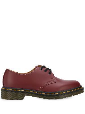 Comme Des Garçons Comme Des Garçons x Dr. Martens derby shoes