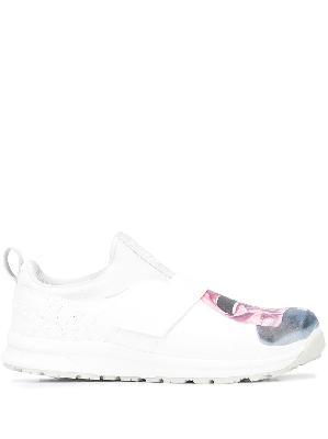Comme Des Garçons Shirt x Yue Minjun low-top sneakers
