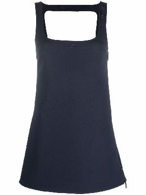 Courrèges mini shift dress